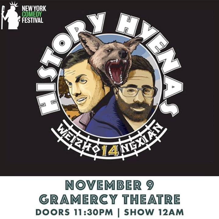 History Hyenas Live Show